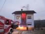 Dimniški požar - Križna Kapela