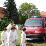 gasilci pri sv. mai 2