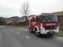Travniški požar Pohorje